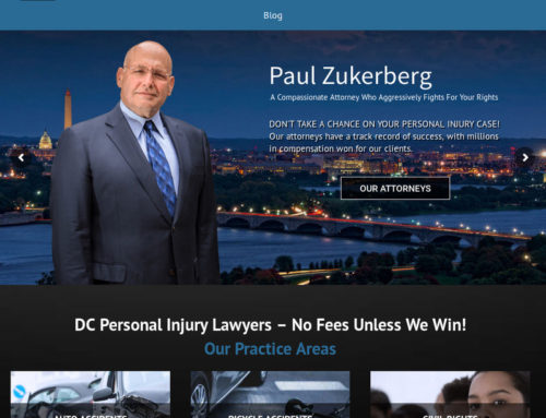 Zukerberg & Halperin – Washington DC