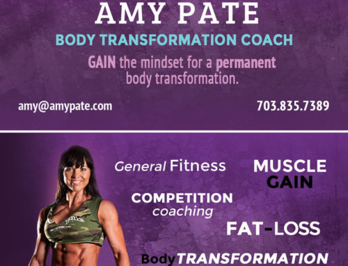 Amy Pate Business Card